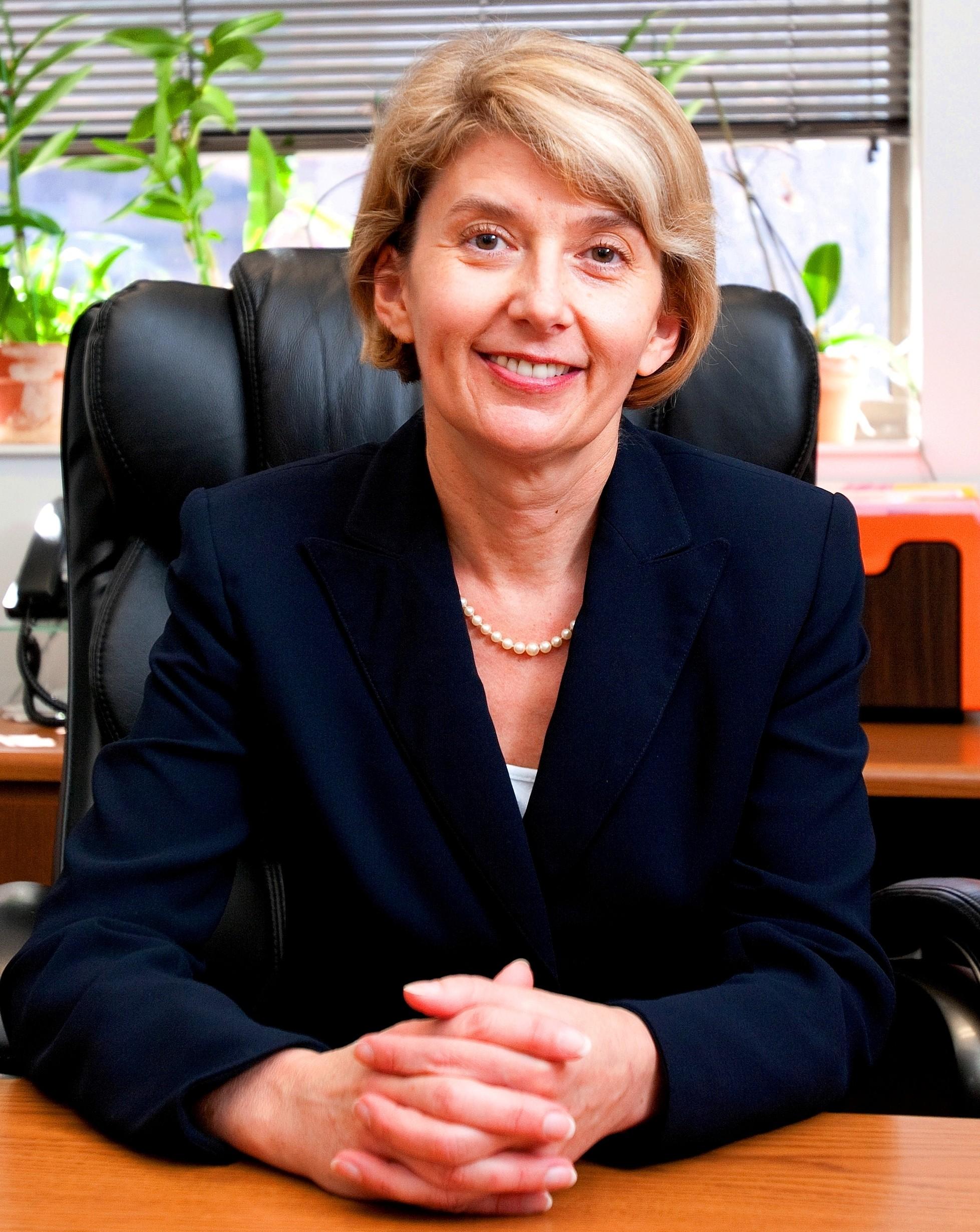 Lucia Notterpek, Ph.D. Chair and Professor Department of Neuroscience