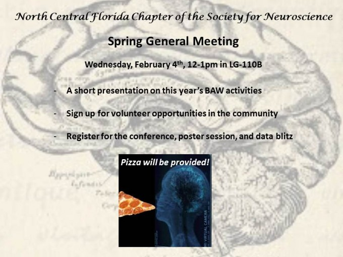 spring general meeting announcement