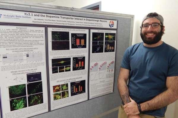 Joseph Lebowitz, 1st Place Grad Student Poster