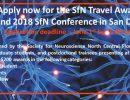 SfN Travel Award 2018
