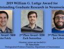 2019 Luttge Winners