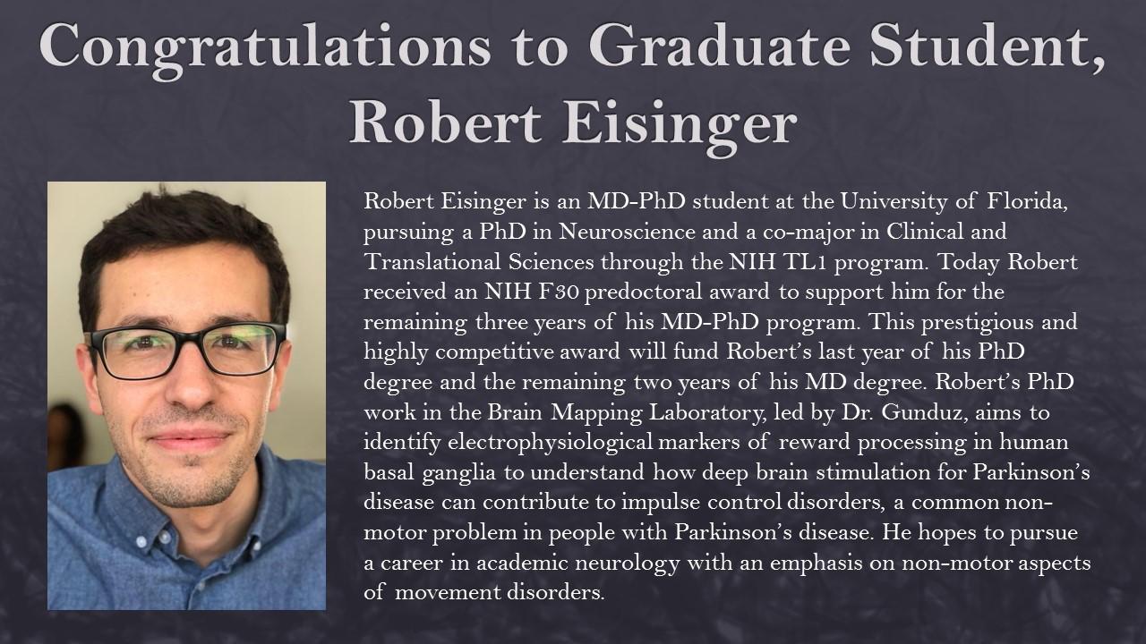 Robert Eisinger