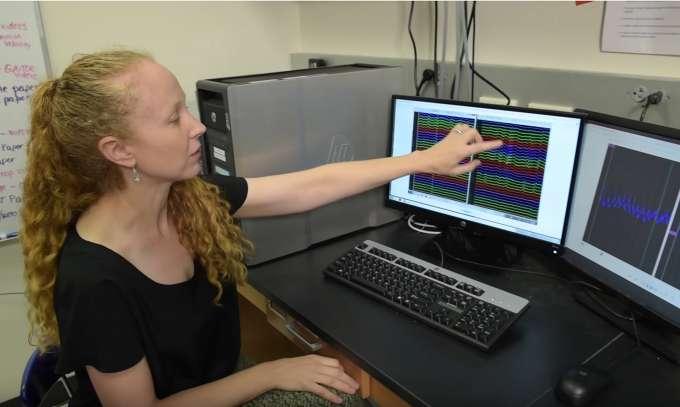 scientist brain waves