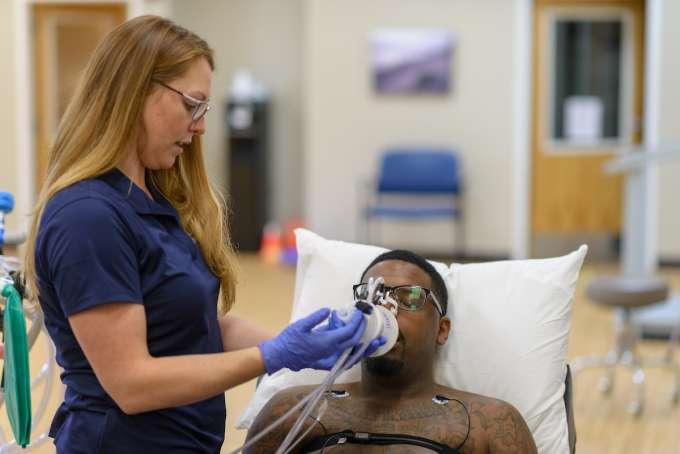 Hypoxia patient