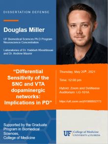 Douglas Miller Defense