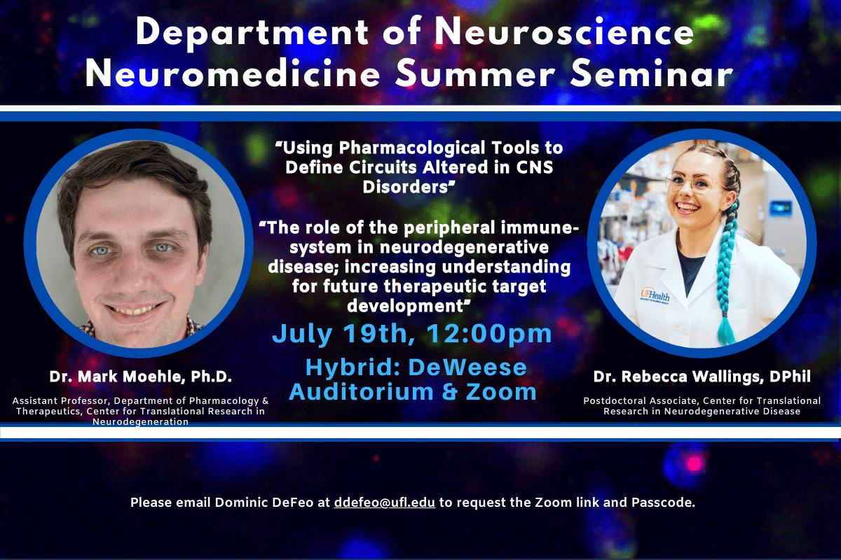 7.19-Neuromedicine-Summer-Seminar